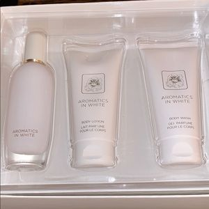 Aromatics In White NWOT